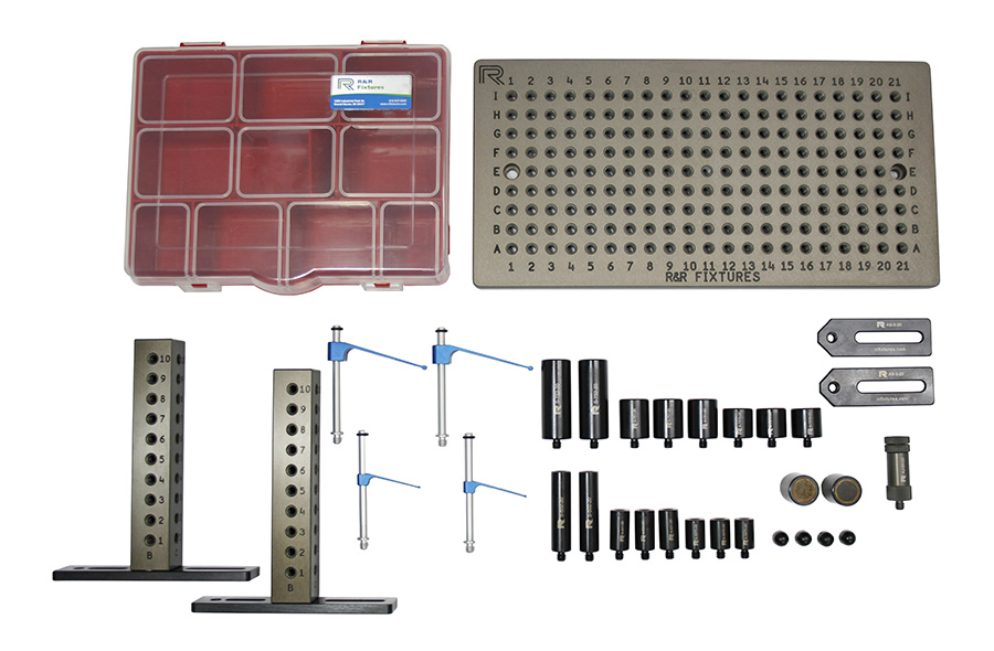 Comparator Fixturing Kit